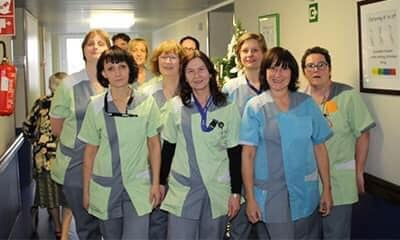 Verpleegkundigen wzc Jacky Maes