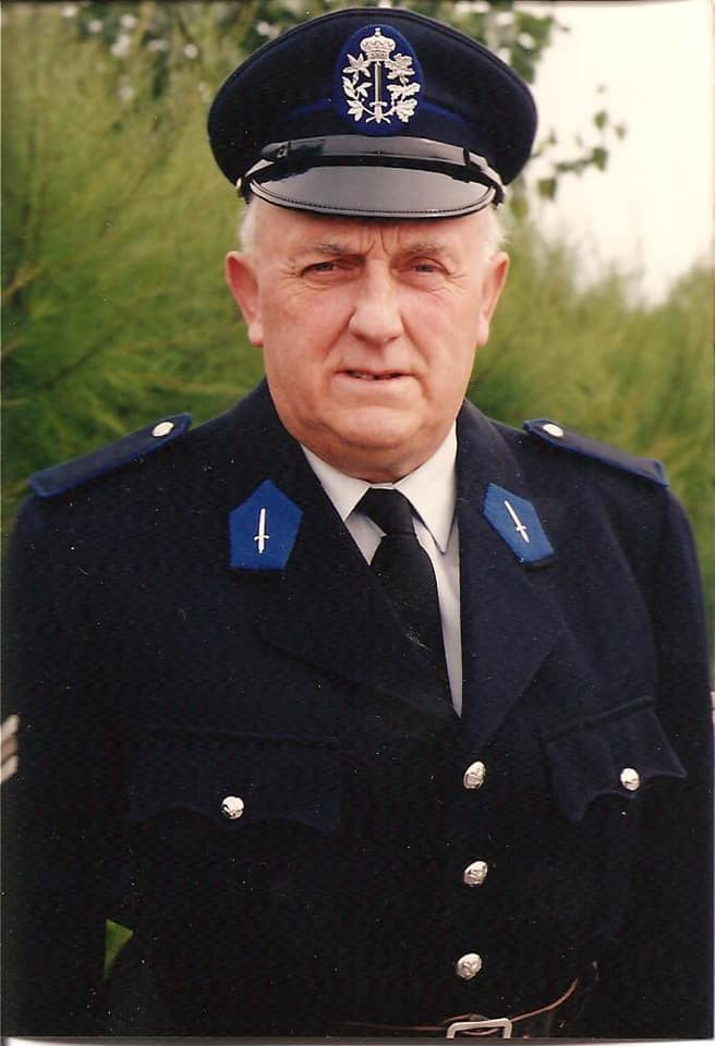 Overleden politieman