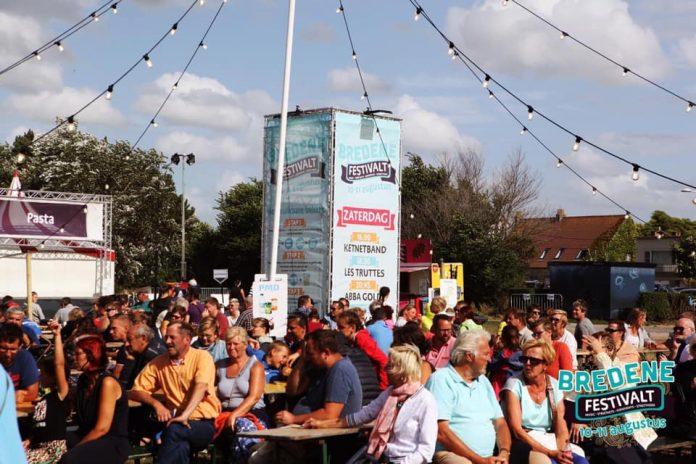 Bredene festivalt