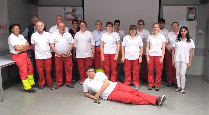 Rode kruis team