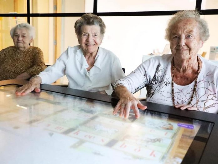 ouderen aan de beleeftv