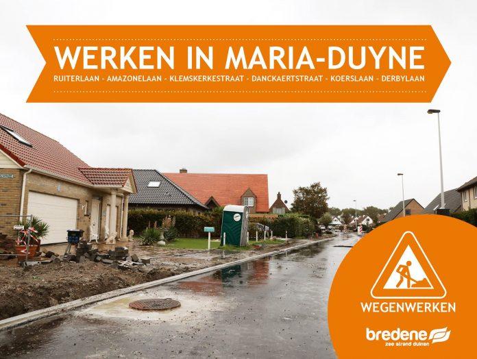 werken Maria-Duyne