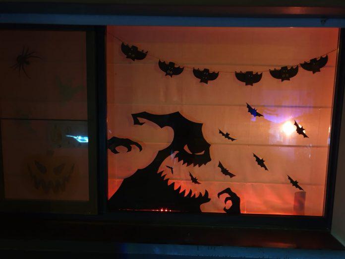 Halloweenversiering