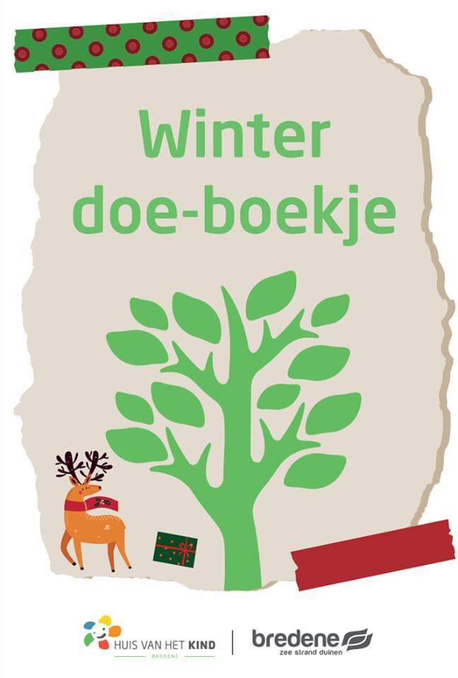 Winter doeboekje