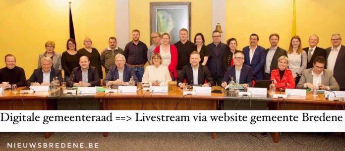 digitale gemeenteraad