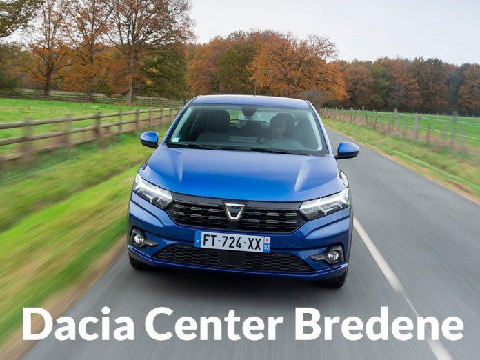 Dacia Center Bredene