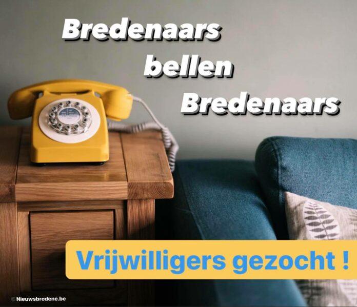 Bredenaars bellen Bredenaars