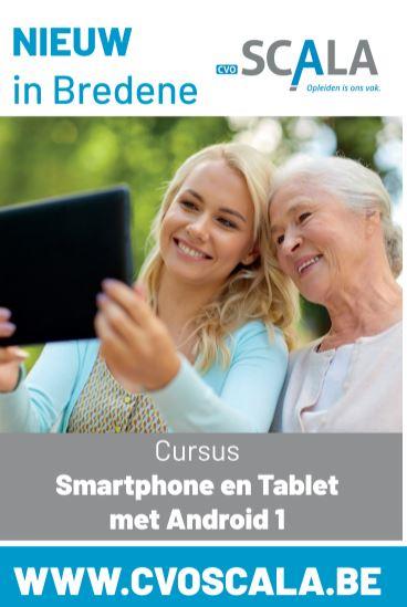 cursus smartphone en tablet