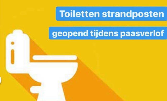 toiletten open