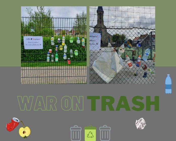 war on trash