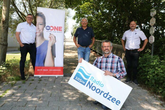 Radio Noord Zee Be One