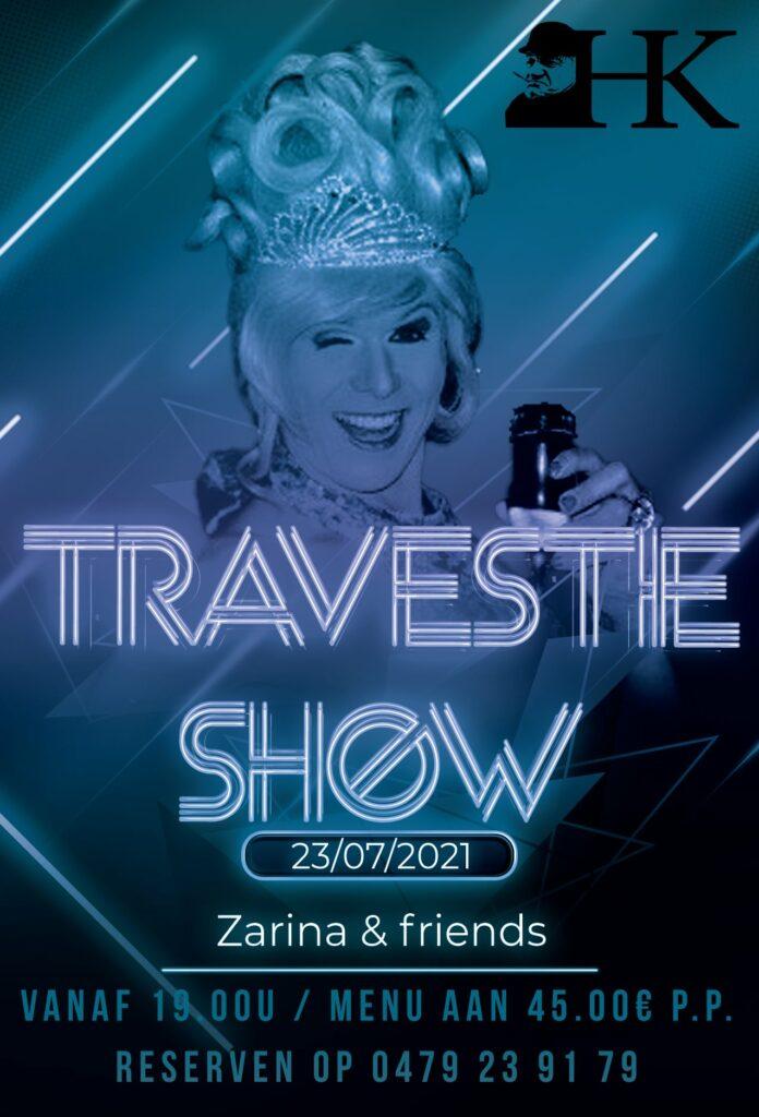 travestie show
