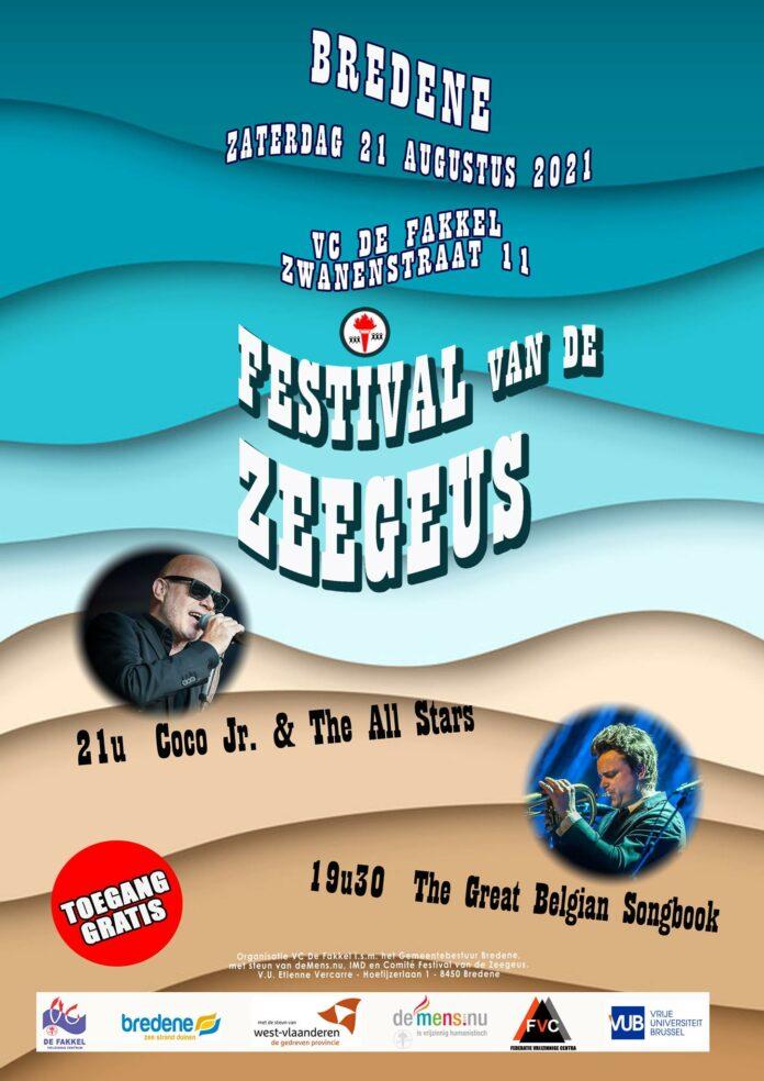 festival van de zeegeus
