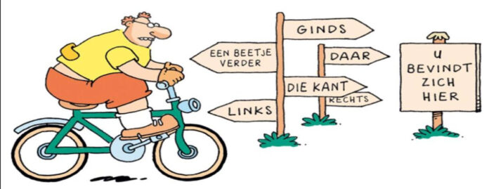 fietszoektocht